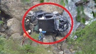 【衝撃映像】ラリー中の大規模事故40連発 崖下までハイスピードで真っ逆さまに落ちていくラリーカーに鳥肌が収まらない