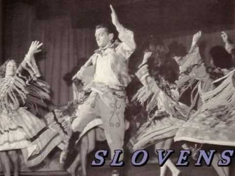 Radio Bratislava: Slovenské Ľudové Piesne / Slovak Folk Song