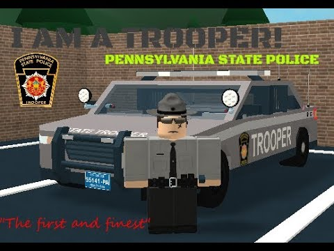I AM A TROOPER! | Pennsylvania State Police Patrol (Mano County)