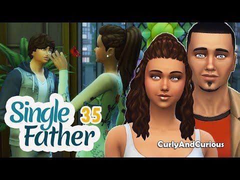 Ballo di Primavera   The Sims 4 // Single Father Challenge - 35 thumbnail