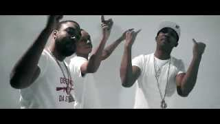 RM (R Money), Fire Blaze & Young Krumbs - Trapped In [Music Video] | Link Up TV