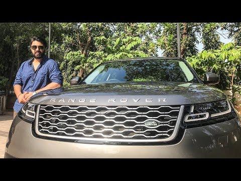 Range Rover Velar - A Tribute to Alvis & Rover !