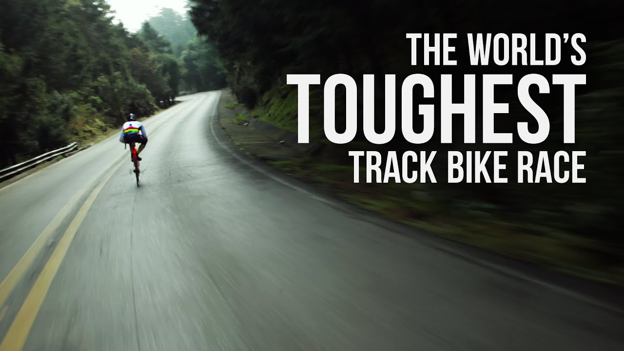 The World's Toughest Track Bike Race w/ Austin Horse ...