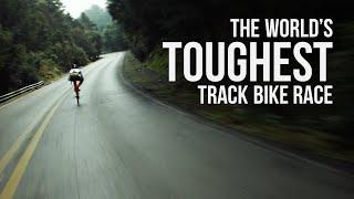 The World's Toughest Track Bike Race w/ Austin Horse & Nico Deportago-Cabrera