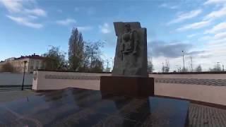 Памятник воинам Волгоградского гарнизона, погибшим в Чечне