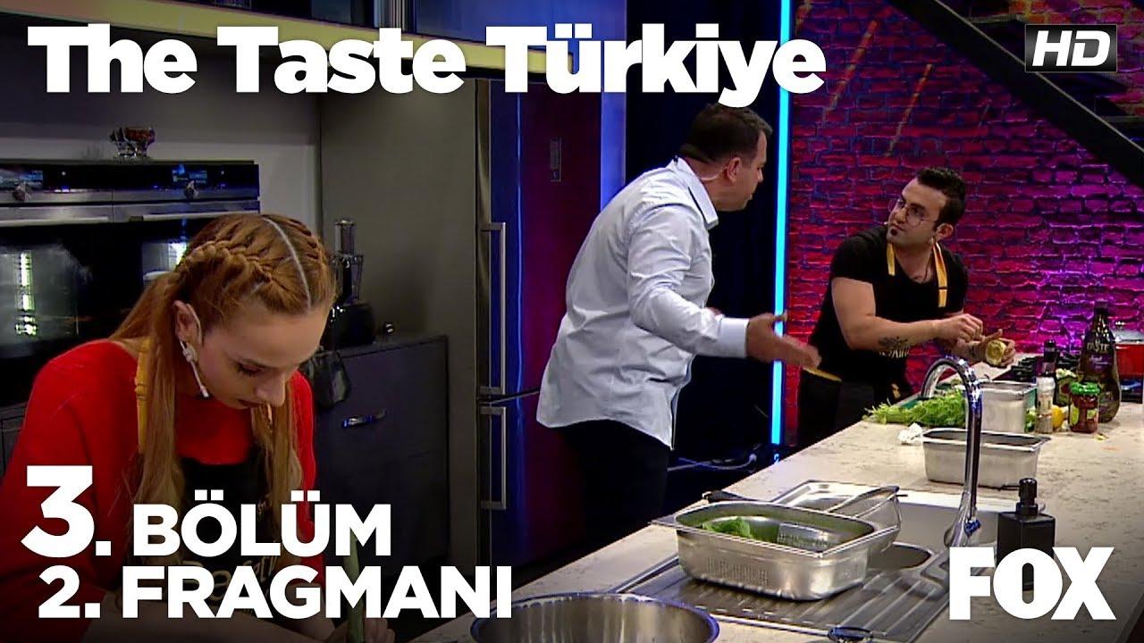 The Taste Türkiye 3. Bölüm 2. Fragmanı