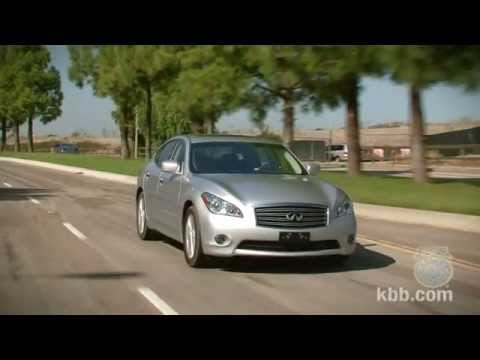 2011 Infiniti M Review - Kelley Blue Book