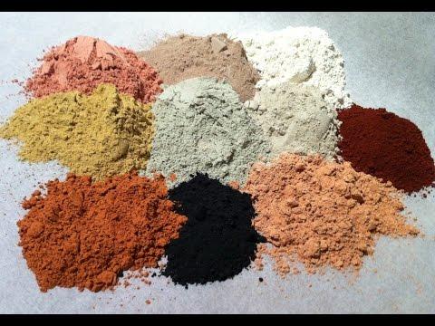 Косметические глины: чем полезны и виды косметических глин