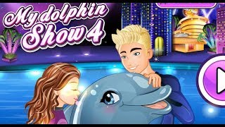 Детское шоу дельфинов.Игра Шоу Дельфинов My dolphin Show.