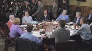G8 Summit 2012