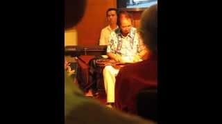 Guitar Hawaii Đoàn Đính - Chuyển bến - 25/9/2014