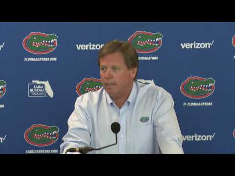Jim McElwain Press Conference 10-24-16