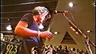 Bush - Comedown (11-18-96; Virgin Megastore, New York, NY)