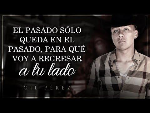 (LETRA) ¨TU SUPLENTE¨ - Gil Pérez (Lyric Video)