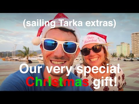 Our Christmas gift to CORAL - Sailing Tarka Extras