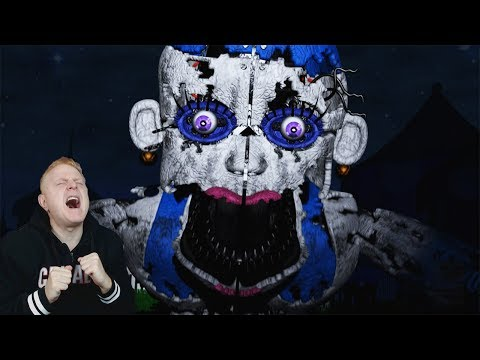 BABY'S NIGHTMARE CIRCUS - THE HARD WAY / BON BON'S RULES | BALLORA BLOWS ME DEATH KISSES | FREE ROAM