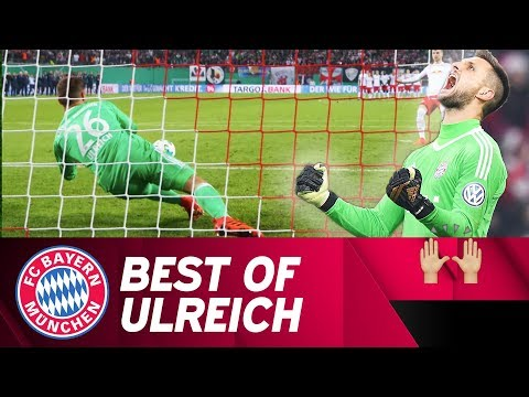 Best of Sven Ulreich | His best saves at FC Bayern! 👐 ⚽ ❌