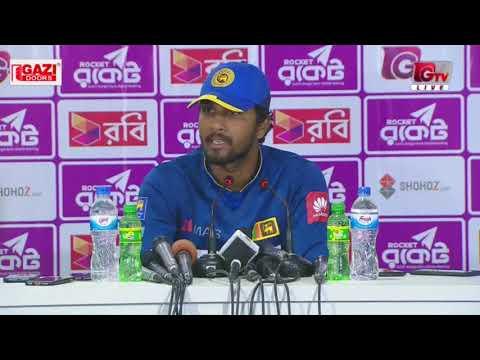 Dinesh Chandimal's Press Conference after Bangladesh vs Sri Lanka 2nd T20