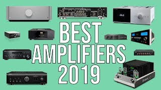 BEST AMPLIFIER 2019 | TOP 10 BEST AMPLIFIERS AMP 2019 | HOME THEATER | AUDIO |  Hi-Fi