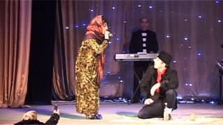 Руслан Имамирзаев и Маржанат Абдулаева   Шуточная