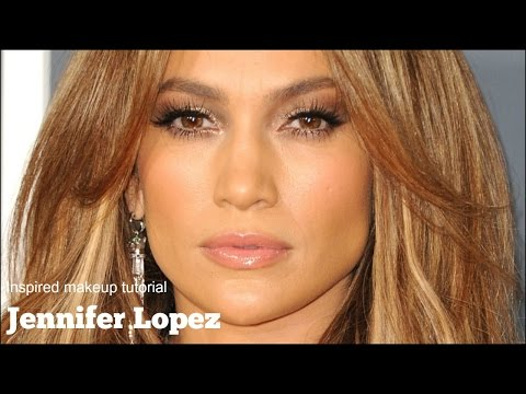 Jennifer Lopez Makeup Tutorial | TheMakeupChair