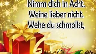 Miley Cyrus - Santa Claus Is Coming To Town (Deutsche Übersetzung)