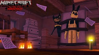 BENDY AND THE INK MACHINE IN MINECRAFT?!