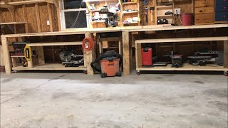 Radial Arm Saw Station Build With Tool Storage