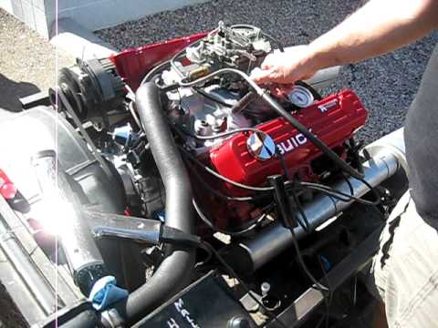 Ta Performance Buick 350 Engine Build First Start Up