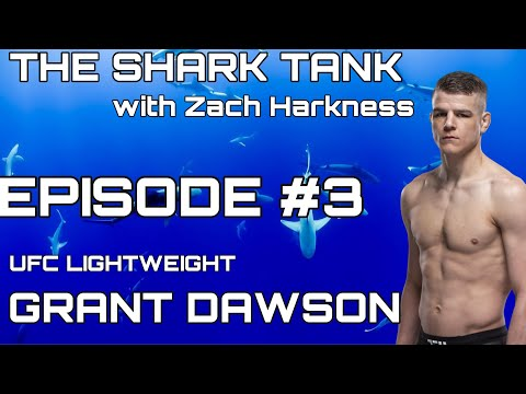 Third episode of my podcast I'm joined by UFC Lightweight prospect Grant Dawson!