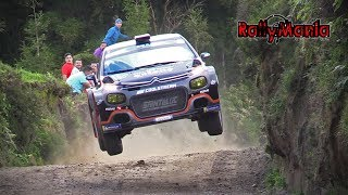 FIA ERC Azores Rallye 2019 - BIG SHOW & JUMPS [HD]