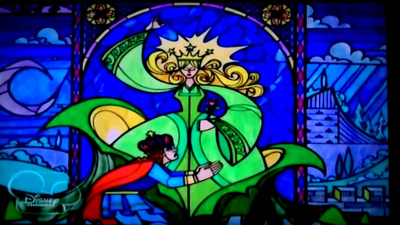 Stained Glass A Scene In Between- Mediocre Me