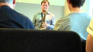Chris Potter clinic -- Tune-Up