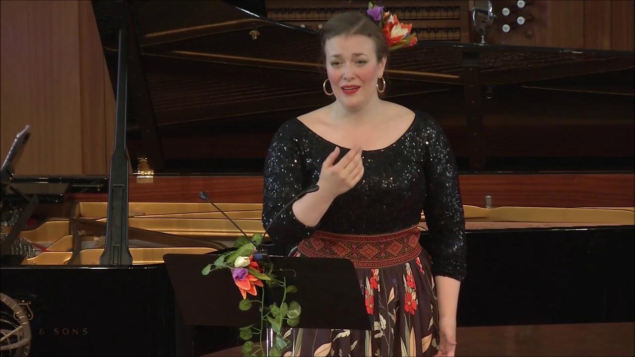KADDISH, Maurice Ravel   Allegra Giagu, mezzo-soprano