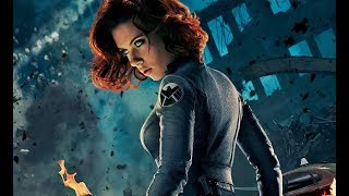 Hollywood MOVIE Black Widow 1954  | Latest Hollywood Movies | Hollywood Dubbed Movies