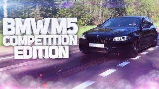 САМЫЙ ЧЕСТНЫЙ ТЕСТ-ДРАЙВ BMW M5 COMPETITION EDITION (+ЗАМЕРЫ НА RACELOGIC!)