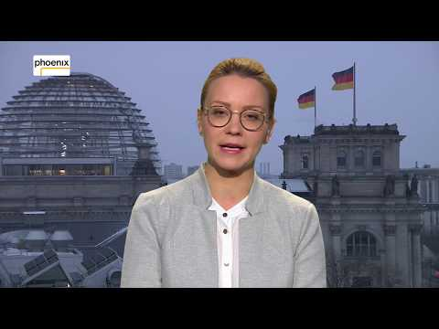 Sarah Pagung zu Sanktionen gegen Russland am 16.03.18