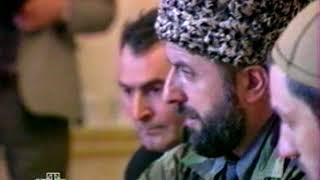 НТВ - Итоги. Выпуск от 30 мая 1996 (часть 1) Борис Ельцин