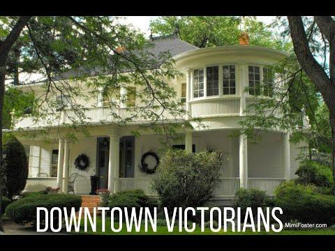 Downtown Colorado Springs Victorians