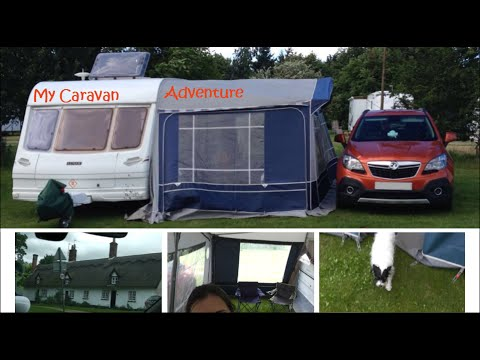 My Caravan Adventure- Day 1 🚘