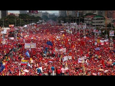 Major Challenges Face Chavez in New Term