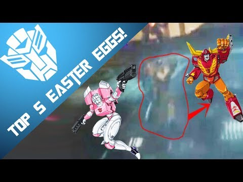 5 Easter Eggs I Bet You Missed! - [BUMBLEBEE NEWS]