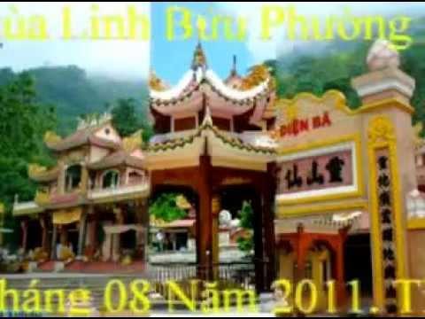 Điệu: Xuân Tình, CÁC CHÙA Tây Ninh Chùa LINH BỬU Quá hay ĐT: 0909243493