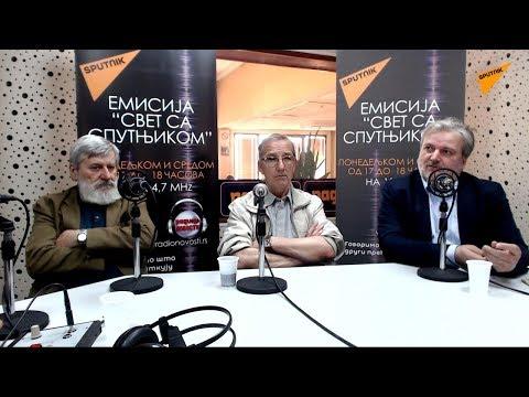 """""""Na nišanu Lazanskog"""": Četiri krizne tačke sveta"""
