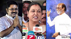 TTV Dinakaran on Superstar Rajni's entry into politics
