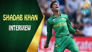 Shadab Khan media talk after T20 I Series win against Scotland