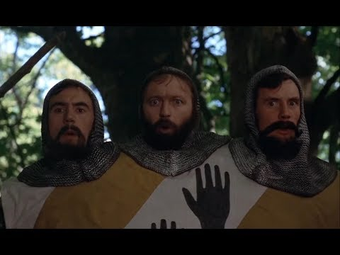 Monty Python And The Holy Grail - Three-Headed Giant