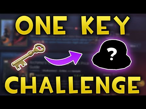 HE GOT AN UNUSUAL?! The One Key Challenge - Archimo