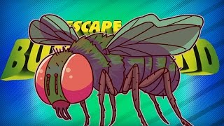 ANNOYING FLIES  - Escape From BUG ISLAND Part 4