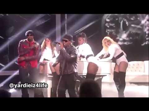 X Factor- 50 cent live performance- Wait Until Tonight, In Da Club